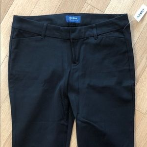 Old Navy Pants - Old Navy Pixie Pants / Black / Petite / NWT